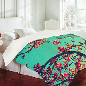 DENY Designs Home Accessories | Shannon Clark Summer Bloom Duvet Cover