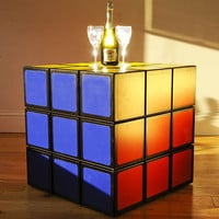Rubik's Cube Table | Incredible Things