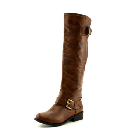 Womens Madden Girl Forever Boot, Cognac, at Journeys Shoes