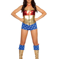 Comic Book Heroine Costume | Flirt Catalog Official Store