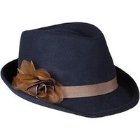 Women's Wool Felt Fedoras | Old Navy