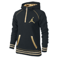 Jordan Fleece Girls' Hoodie, by Nike