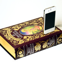 Fairy Tales Book Charging station for your iPhone and iPod