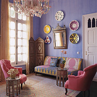 Moroccan Elle Decor | Flickr - Photo Sharing!