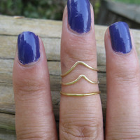 Knuckle Rings Set of 3