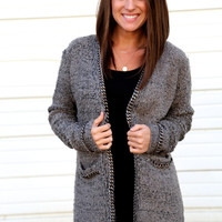 Shackles & Chains Cardigan