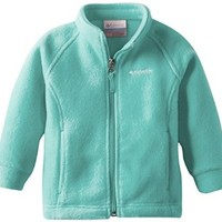 Columbia Baby-Girls Infant Benton Springs Fleece Jacket, Oceanic