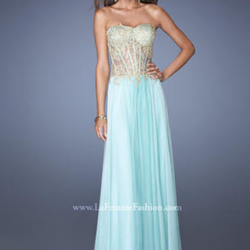 La Femme 19593 La Femme Prom Prom Dresses, Evening Dresses and Homecoming Dresses | McHenry | Crystal Lake IL