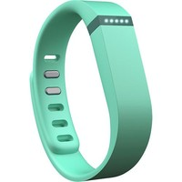 Fitbit - Flex Wireless Activity Tracker + Sleep Wristband - Teal