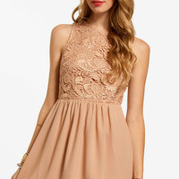 Celia Lace Dress $43 (on sale from $62)