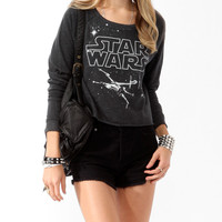 Cropped Star Wars™ Pullover