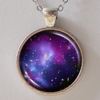 Galaxy Necklace - Galaxy Cluster MACS J0717 - Galaxy Series