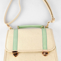 Miss Weaver Satchel $68