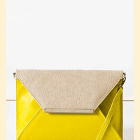 Sun Block Clutch