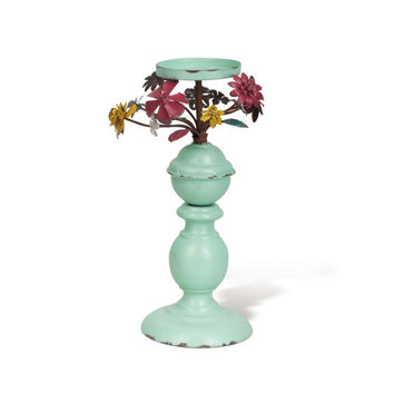 Spring Into Action Candlestand