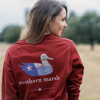 Southern Marsh Authentic Heritage Collection - Texas - Long Sleeve