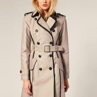 Bqueen Posh Trench Coat K207X