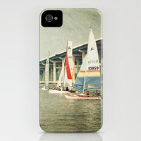 Sailing iPhone Case by JMcCool | Society6