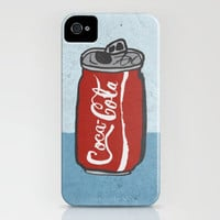 COKE 4EVR iPhone Case by Josh LaFayette | Society6