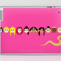Disney Princesses Laptop & iPad Skin by Aurelie Scour | Society6