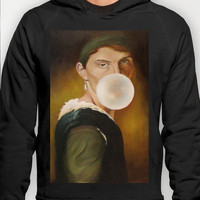 hanging out in history Hoody by karien deroo | Society6