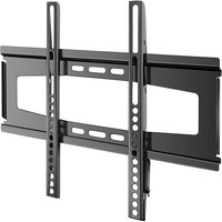 "Insignia™ - Fixed TV Wall Mount for Most 19"" - 39"" Flat-Panel TVs - Black"