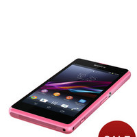 Xperia™ Z1 Compact Smartphone - Pink