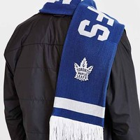 Mitchell & Ness Maple Leafs NHL Throwback Scarf- Blue One