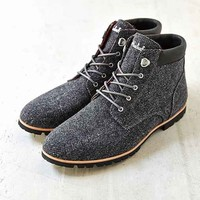 Woolrich Beebe Wool Boot- Dark Grey