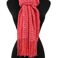 Jane Scarf Bright Pink