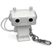 ThinkGeek :: Splitterbot Headphone Sharing Robot