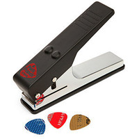 ThinkGeek :: DIY Guitar Pick Punch