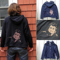 David Tennant Tenth Doctor Who hoodie