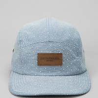 OBEY Drip Chambray 5-Panel Hat