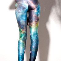 Vintage Apparel: Galaxy Tights