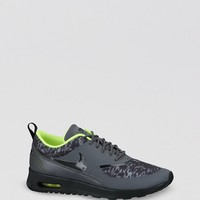 Nike Lace Up Sneakers - Women's Air Max Thea Print
