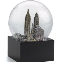 enabled: truelabel: Saks Fifth Avenue-Washington, DC Snow Globe