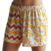 Sublimated Sportabella RYDER LOLLIPOP COLLECTION Loose Short - Sportabella, Ltd Store