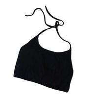 Halter Neck Cotton Crop