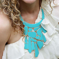 Mint & Nectar Necklace