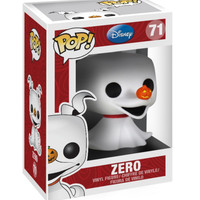 Funko Disney Pop! The Nightmare Before Christmas Zero Vinyl Figure