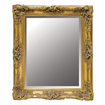 Decorative Gold Wall Mirror