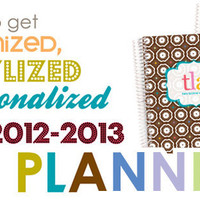 2012-2013 life planners : Erin Condren