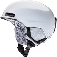 Smith Maze Helmet- White Branching Out