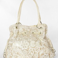 Cinched Lace Purse - Women's Bags | Buckle