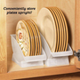 Plate Cradles - Fresh Finds - Kitchen > Storage & Organization