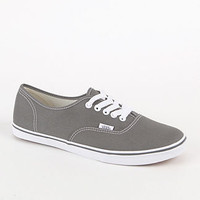 Authentic Lo Pro Pewter Sneaker