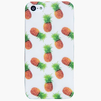 Ankit Pineapple Iphone 5/5S Case White Combo One Size For Women 25179916701