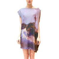 Eagle Nebula Jersey Dress
