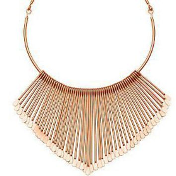 Wildlife by Heidi Klum Warrior Necklace — QVC.com